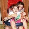 I due cuginetti Matteo e Laura, 6 anni e 1 anno (Casoria-NA)
