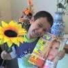 Nicolò, 8 anni (Vigevano-PV)