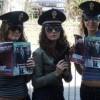 Simona Castellano (16 anni), Natascia Castellano (19 anni), Valentina Toledo (19 anni)
