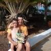 Martina e Paolo con «Sorrisi» a Fuerteventura