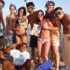 """La """"Lecco Company"""" con «Sorrisi» sulla barriera corallina  del Tropicana Grand Azur Resort di Sharm el Sheik"""