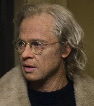 Brad Pitt nel film «Il curioso caso di Benjamin Button»