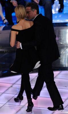 Paolo Bonolis e Maria De Filippi