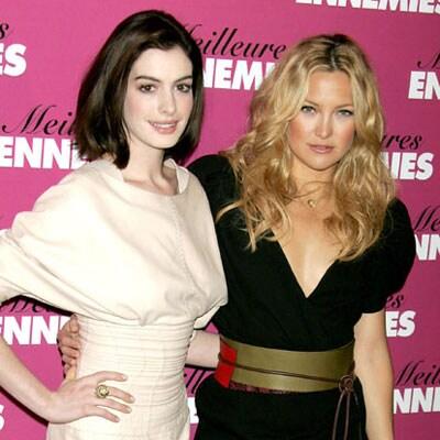 Anne Hathaway e Kate Hudson (@kikapress)