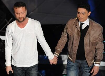 Marco Masini e Francesco Benigno