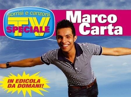 Speciale Marco Carta