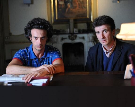 Salvo Ficarra (a sinistra) e Valentino Picone