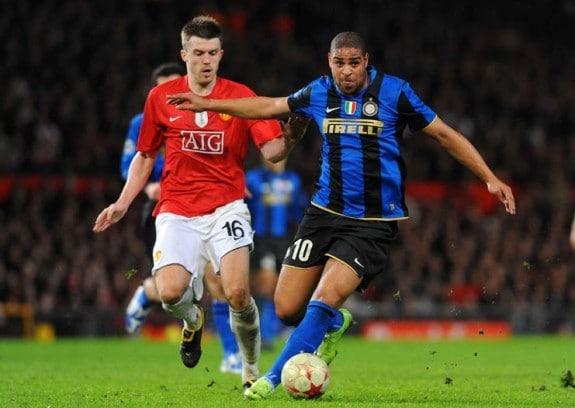 Champions League 2008/2009 Ottavi di Finale Manchester United-In