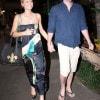 Paris Hilton e il fidanzato Doug Reinhart  (Foto KikaPress)