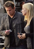 Anthony LaPaglia e Poppy Montgomery
