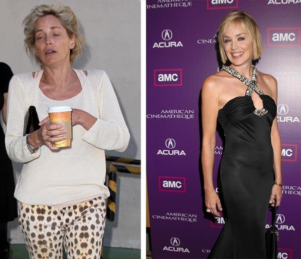 Sharon Stone (Foto Kika Press & Media)