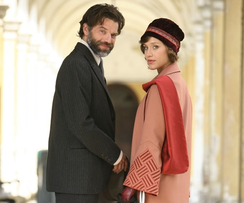 Johannes Brandrup e Gabriella Pession