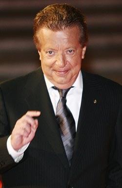 Vittorio Cecchi Gori, produttore, 67 anni (foto Kikapress)