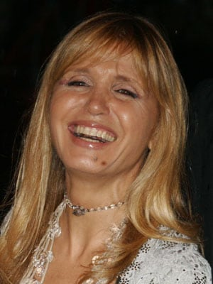 Dori Ghezzi, cantante, 63 anni (foto Kikapress)