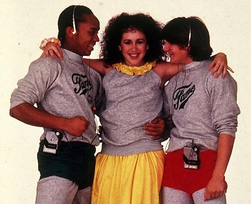 Gene Anthony Ray, Valerie Landsburg e Carlo Imperato