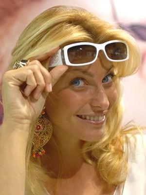 Federica Fontana, showgirl, 32 anni (foto Kikapress)