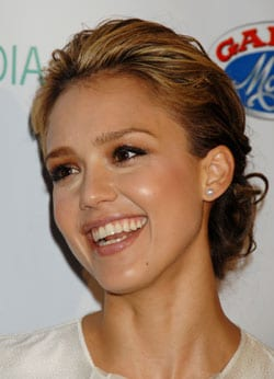Jessica Alba, attrice, 28 anni (foto Kikapress)