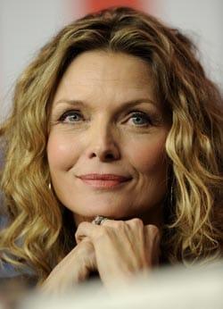 Michelle Pfeiffer, attrice, 51 anni (foto Kikapress)