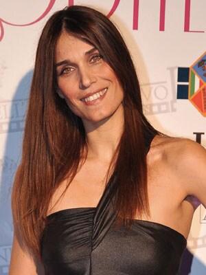 Mirka Viola, attrice e conduttrice, 41 anni