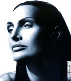 Anna Oxa, cantante, 48 anni