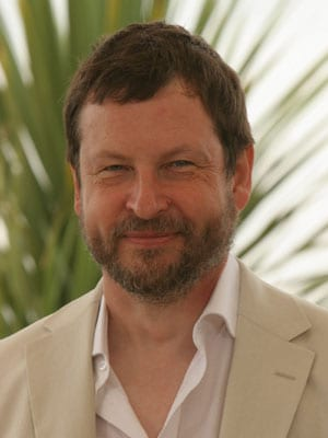 Lars von Trier, regista e attore, 56 anni (foto Kikapress)