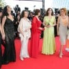 Le donne del cinema italiano a Cannes (foto Kika Press & Media)