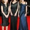Le giurate Asia Argento, Isabelle Huppert e Robin Wright Penn (foto Kika Press & Media)