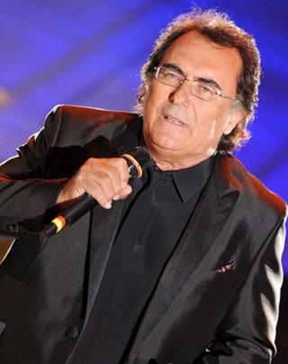 AL BANO, cantante, 66 anni