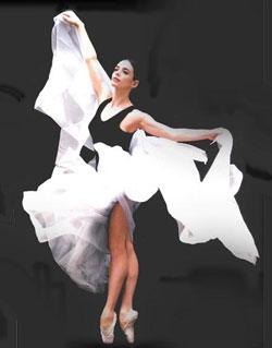 Alessandra Ferri, ballerina, 46 anni