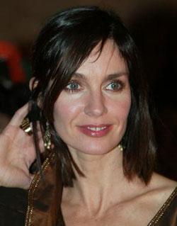Anne Parillaud, attrice, 49 anni