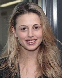 Benedetta Valanzano, attrice, 24 anni (Foto Kikapress)
