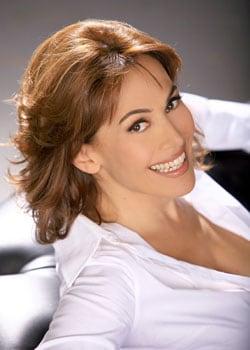 Barbara D'Urso, conduttrice tv, 52 anni