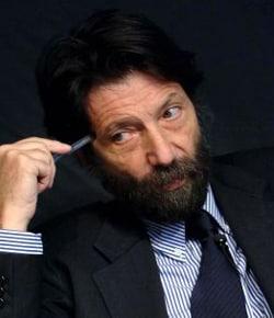MASSIMO CACCIARI, filosofo, sindaco Venezia, 65 anni