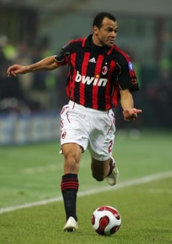MARCOS EVANGELISTA CAFU, calciatore, 39 anni