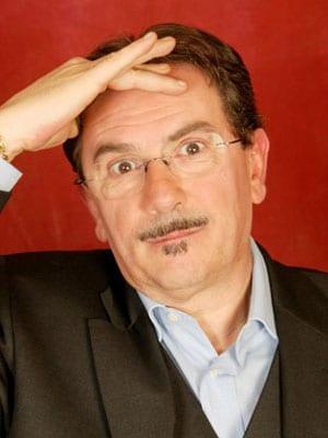 CARLO PISTARINO, comico, 59 anni