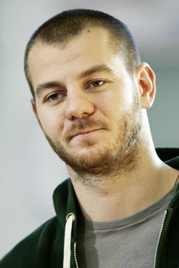 Alessandro Cattelan, vj, 29 anni (foto Kikapress)