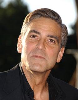 George Clooney, attore e regista, 48 anni (foto Kikapress)