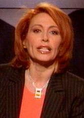 Daniela Vergara, giornalista, 58 anni