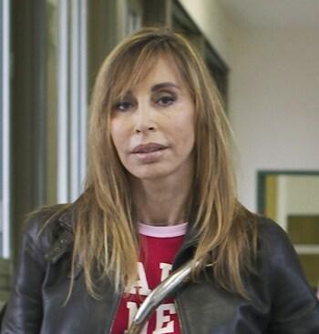 Daniela Zuccoli, produttrice tv e moglie di Mike Bongiorno, 59 anni