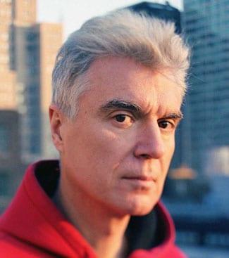 David Byrne, musicista e produttore discografico, 57 anni