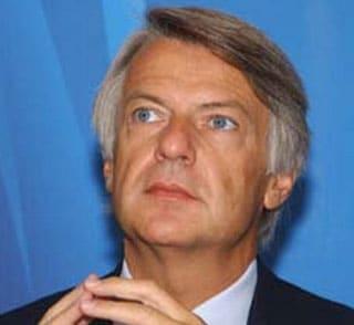 FERRUCCIO DE BORTOLI, direttore Corriere della Sera, 56 anni