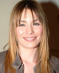 ELENOIRE CASALEGNO, conduttrice tv, modella, 33 anni