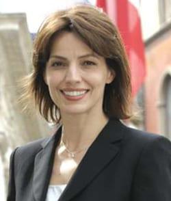 ELISABETTA GARDINI, attrice, conduttrice e politica, 53 anni