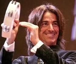 ALBERTO FORTIS, cantautore, 54 anni