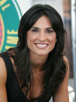 GABRIELA SABATINI, ex tennista, 39 anni