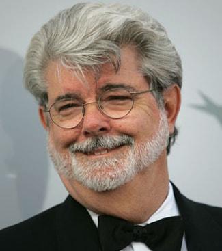 George Lucas, regista, sceneggiatore e produttore cinematografico, 65 anni