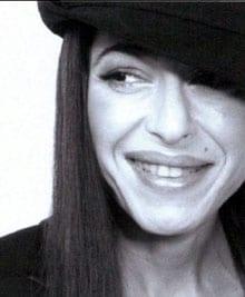 GERARDINA TROVATO, cantautrice, 42 anni