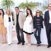 La giuria del Festival di Cannes  (foto Kika Press & Media)