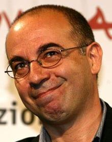 GIUSEPPE TORNATORE, regista, 53 anni