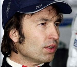 HANS HARALD FRENTZEN, pilota Formula 1, 42 anni